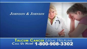 Brown & Crouppen, P.C. TV Spot, 'Talcum Cancer' - Thumbnail 3