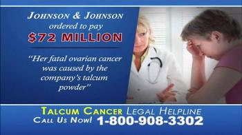 Brown & Crouppen, P.C. TV Spot, 'Talcum Cancer' - Thumbnail 4