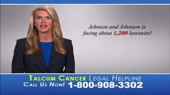 Brown & Crouppen, P.C. TV Spot, 'Talcum Cancer' - Thumbnail 5
