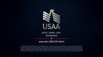 USAA TV Spot, 'More Than a Policy Number: Family' - Thumbnail 6