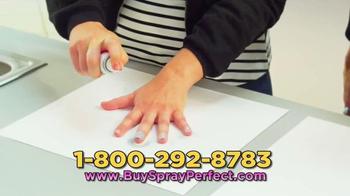 Spray Perfect TV Spot, 'Spray On Nail Polish' - Thumbnail 4