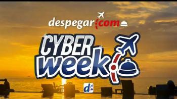 Despegar.com TV Spot, 'Cyber Week' [Spanish] - Thumbnail 2