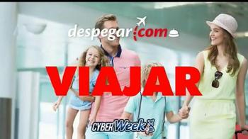Despegar.com TV Spot, 'Cyber Week' [Spanish] - Thumbnail 4