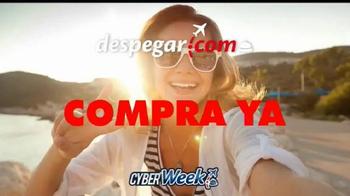 Despegar.com TV Spot, 'Cyber Week' [Spanish] - Thumbnail 9