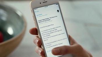 Apple iPhone 6s TV Spot, 'Menos tiempo' con Aubrey Plaza [Spanish] - Thumbnail 7