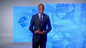 The More You Know TV Spot, 'Online Behavior' Featuring Lester Holt - Thumbnail 1