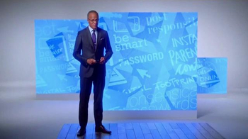 The More You Know TV Spot, 'Online Behavior' Featuring Lester Holt