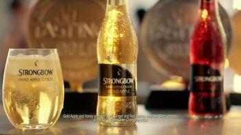 Strongbow Hard Cider TV Spot, 'Award: Original' Featuring Patrick Stewart - Thumbnail 1