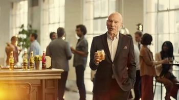 Strongbow Hard Cider TV Spot, 'Award: Original' Featuring Patrick Stewart