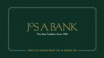 JoS. A. Bank Spring Forward Sale TV Spot, 'Suits & Sportcoats' - Thumbnail 5