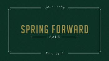 JoS. A. Bank Spring Forward Sale TV Spot, 'Suits & Sportcoats' - Thumbnail 1