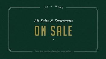 JoS. A. Bank Spring Forward Sale TV Spot, 'Suits & Sportcoats' - Thumbnail 2