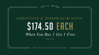 JoS. A. Bank Spring Forward Sale TV Spot, 'Suits & Sportcoats' - Thumbnail 4