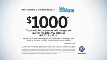 Volkswagen Evento Safety in Numbers TV Spot, 'No paren' [Spanish] - Thumbnail 9