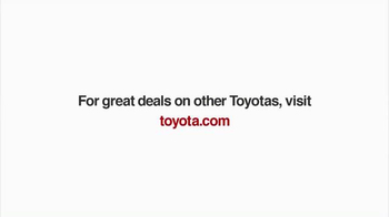 Toyota 1 for Everyone Sales Event TV Spot, 'Sound System: 2016 Corolla' - Thumbnail 7