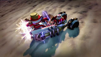 Skylanders SuperChargers Starter Packs TV Spot, 'Happy Donuts' - Thumbnail 7