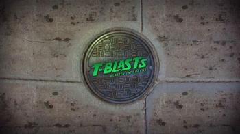Teenage Mutant Ninja Turtles T-Blasts TV Spot, 'Blasting Into Battle' - Thumbnail 1