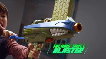 Teenage Mutant Ninja Turtles T-Blasts TV Spot, 'Blasting Into Battle' - Thumbnail 4