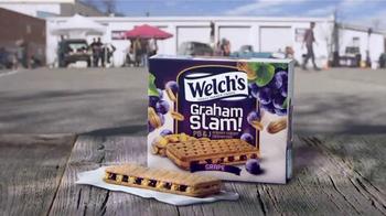 Welch's Graham Slam TV Spot, 'Unicycle Football and SkiJoring' - Thumbnail 1