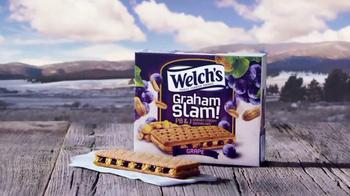 Welch's Graham Slam TV Spot, 'Unicycle Football and SkiJoring' - Thumbnail 3