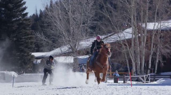 Welch's Graham Slam TV Spot, 'Unicycle Football and SkiJoring'