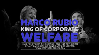 Keep the Promise I TV Spot, 'Corporate Welfare King' - Thumbnail 7