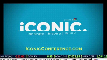 CNBC TV Spot, '2016 Iconic Conference: Seattle' - Thumbnail 9