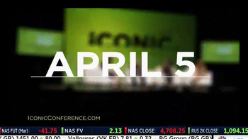 CNBC TV Spot, '2016 Iconic Conference: Seattle' - Thumbnail 3