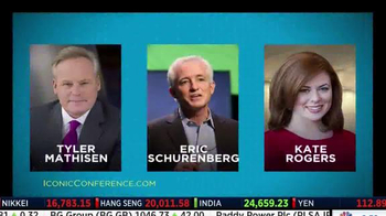 CNBC TV Spot, '2016 Iconic Conference: Seattle' - Thumbnail 4