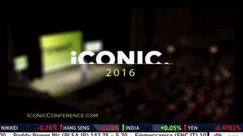 CNBC TV Spot, '2016 Iconic Conference: Seattle' - Thumbnail 5