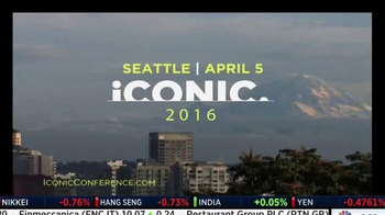 CNBC TV Spot, '2016 Iconic Conference: Seattle' - Thumbnail 6