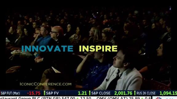 CNBC TV Spot, '2016 Iconic Conference: Seattle' - Thumbnail 7