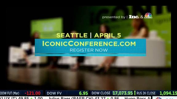 CNBC TV Spot, '2016 Iconic Conference: Seattle' - Thumbnail 8