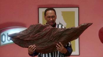 Oberto Beef Jerky TV Spot, 'Double Threat' Featuring Richard Sherman - Thumbnail 8
