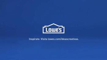 Lowe's TV Spot, 'Inspiración para el dormitorio' [Spanish] - Thumbnail 10