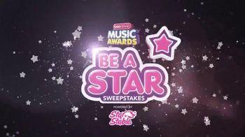 Radio Disney Music Awards Be A Star Sweepstakes TV Spot, 'Among the Stars'