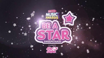 Radio Disney Music Awards Be A Star Sweepstakes TV Spot, 'Among the Stars'