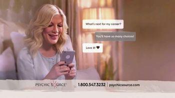 Psychic Source TV Spot, 'Tori Spelling Loves Psychic Source'