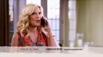 Psychic Source TV Spot, 'Tori Spelling Loves Psychic Source' - Thumbnail 1