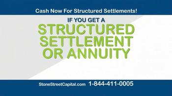 Stone Street Capital TV Spot, 'Structured Settlement: $100 Cash' - Thumbnail 3