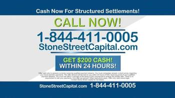 Stone Street Capital TV Spot, 'Structured Settlement: $100 Cash' - Thumbnail 6