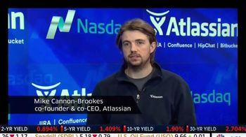 NASDAQ TV Spot, 'Atlassian'
