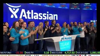 NASDAQ TV Spot, 'Atlassian' - Thumbnail 3