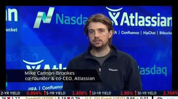 NASDAQ TV Spot, 'Atlassian' - Thumbnail 4