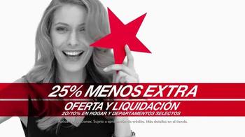 Macy's La Súper Venta de Los 5 Días TV Spot, 'Últimas tendencias' [Spanish] - Thumbnail 6
