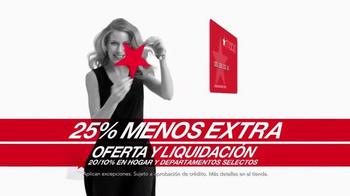 Macy's La Súper Venta de Los 5 Días TV Spot, 'Últimas tendencias' [Spanish] - Thumbnail 7