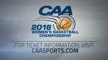 Colonial Athletic Association TV Spot, '2016 Women's Basketball' - Thumbnail 4