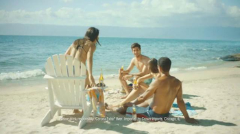 Corona TV Spot, 'Beach Chair' Song by Sean Bones - Thumbnail 10