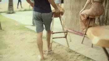 Corona TV Spot, 'Beach Chair' Song by Sean Bones - Thumbnail 3