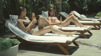 Corona TV Spot, 'Beach Chair' Song by Sean Bones - Thumbnail 7
